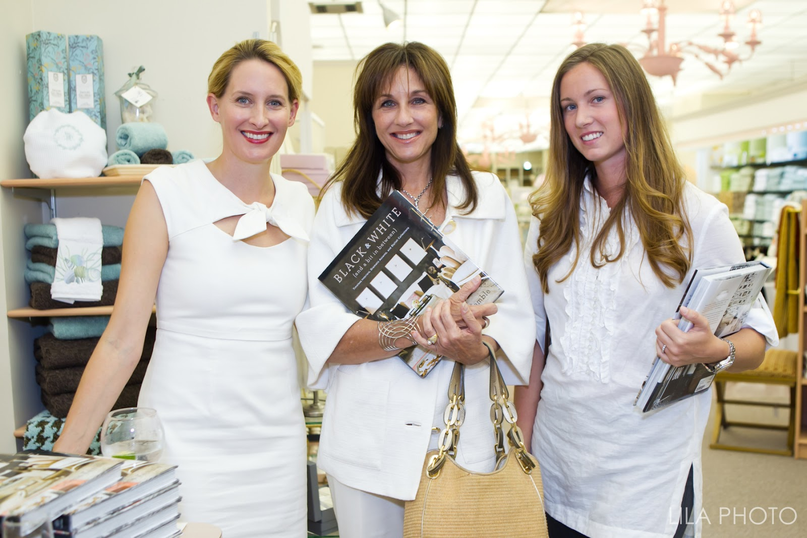 social style: celerie kemble book signing   palm beach lately