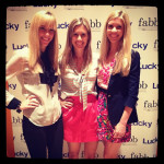 NYC: Palm Beach Lately Loves Lucky FABB