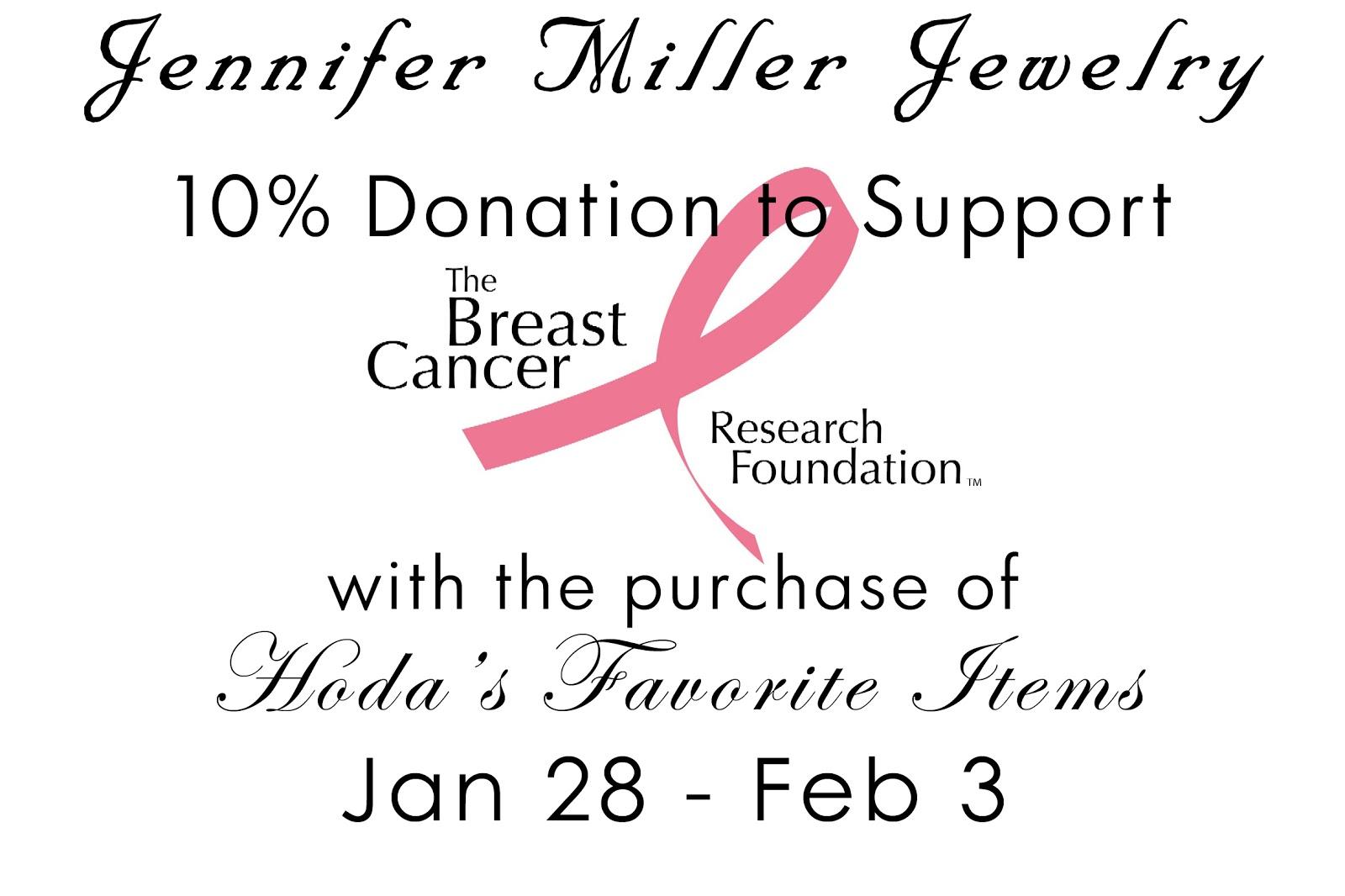 Living Meet Hoda Kotb At Jennifer Miller Jewelry This Saay