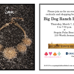 Social: Sip And Shop To Benefit Big Dog Ranch Rescue