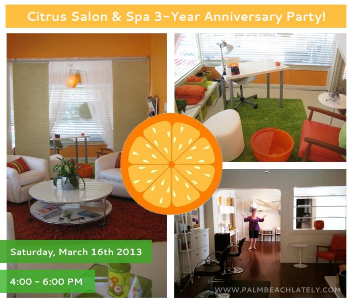 Citrus Salon And Spa West Palm