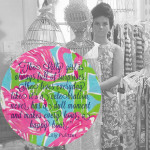 Remembering Palm Beach's Beloved Fashion Icon, Lilly Pulitzer Rousseau