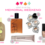 Beauty: What's In Our Bag For Memorial Weekend