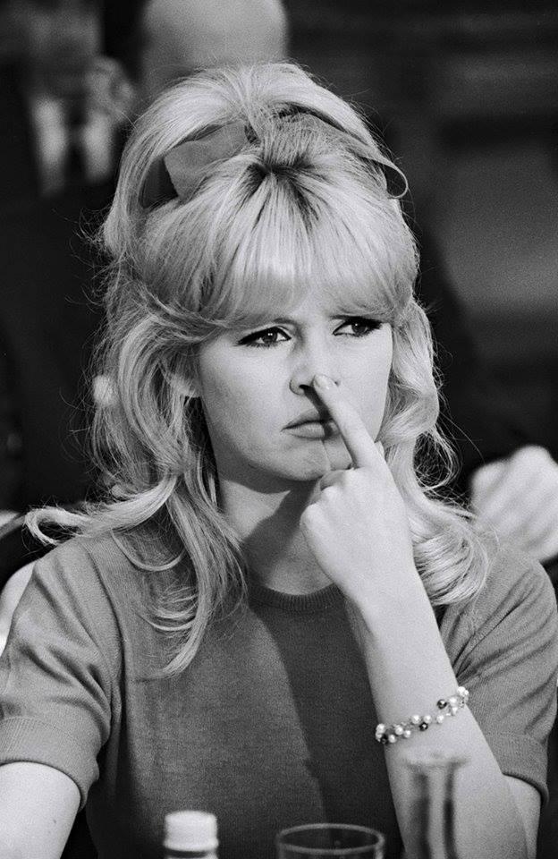 Beauty: Brigitte Bardot Inspired Hairstyles Lately | Palm ...