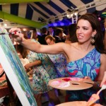Lilly Pulitzer Red Cross Beach Bash