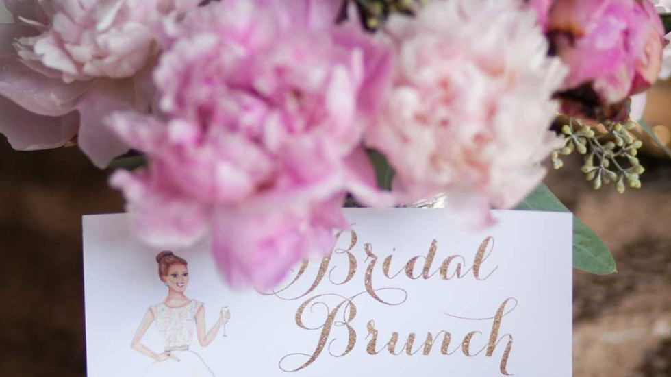 "Social: Beth's ""Blushing Bride"" Bridal Shower"