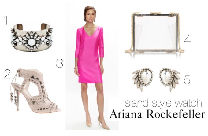 Ariana Rockefeller ISW