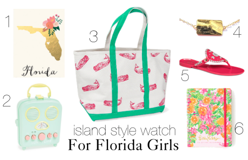 For Florida Girls ISW