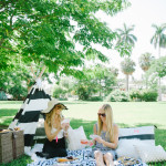 Boho Chic Picnicking with Buckley K