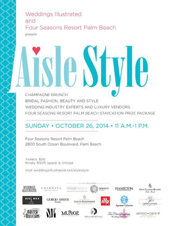 AisleSyle Invite 2014