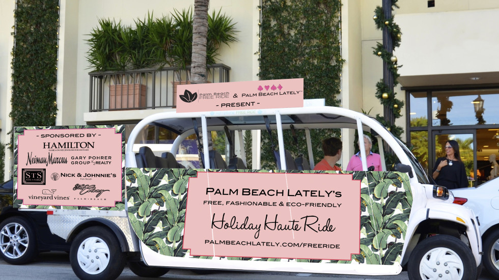 Coming Soon: Holiday Haute Ride