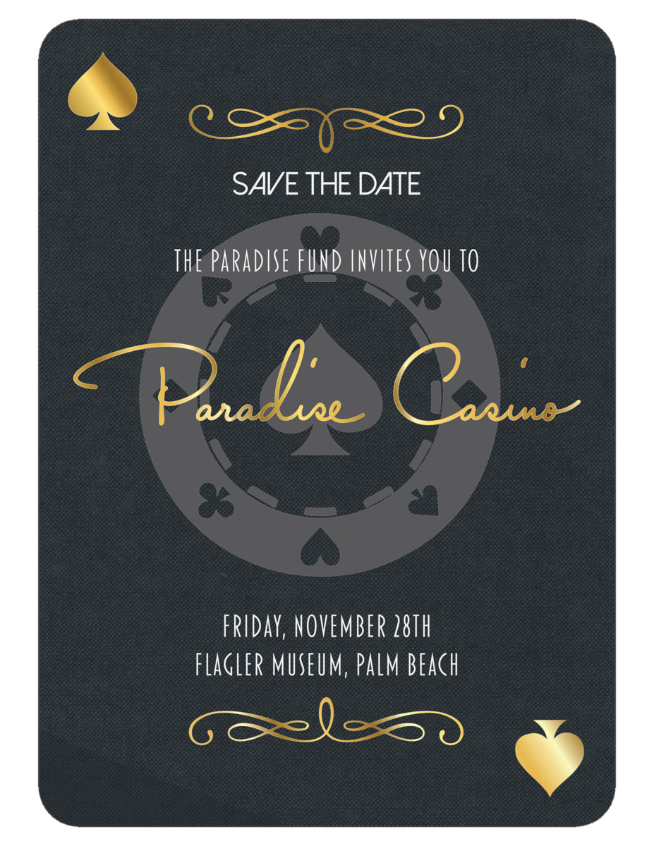 Paradise Casino Save The Date_Email