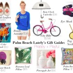 Palm Beach Lately's Gift Guide #1: Preppy + Playful