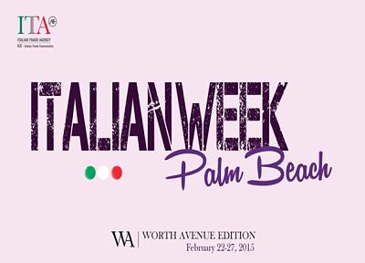 Italian Week Palm Beach