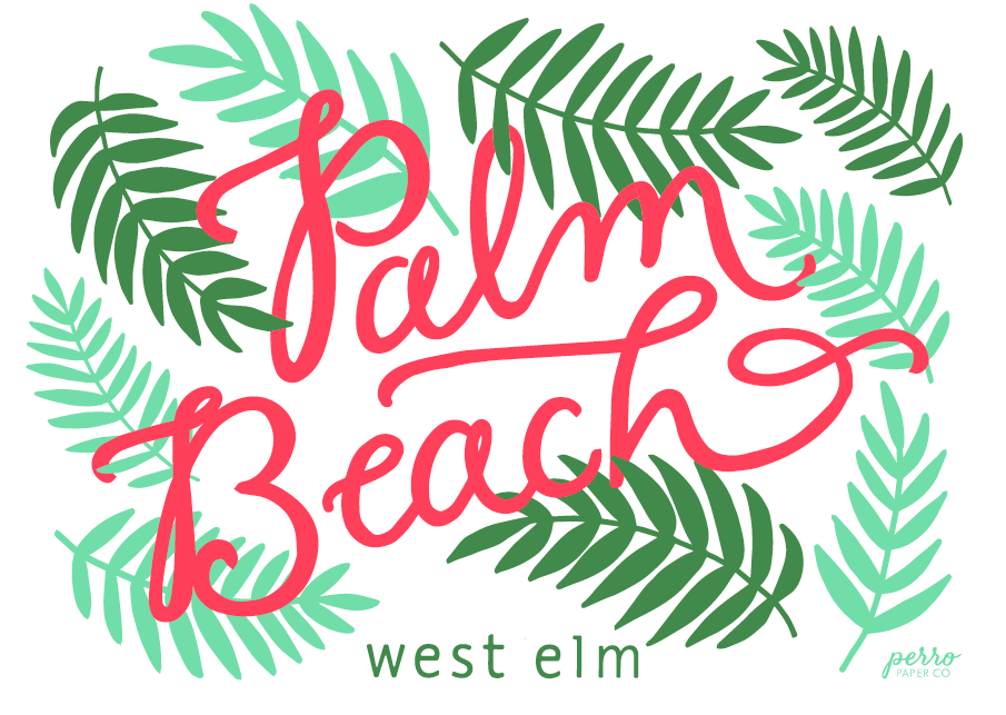 Palm Beach's NEW West Elm Grand Opening Party