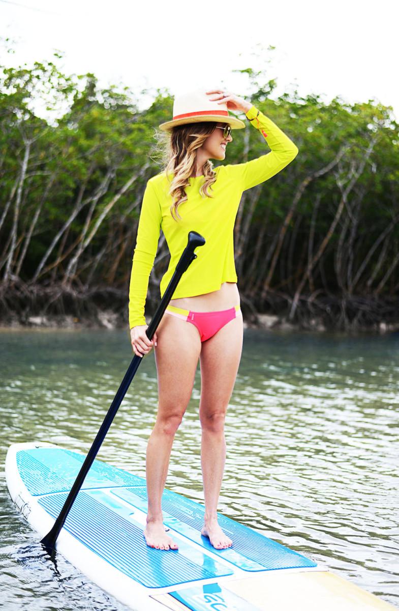 Juno Beach Paddle Boarding 6