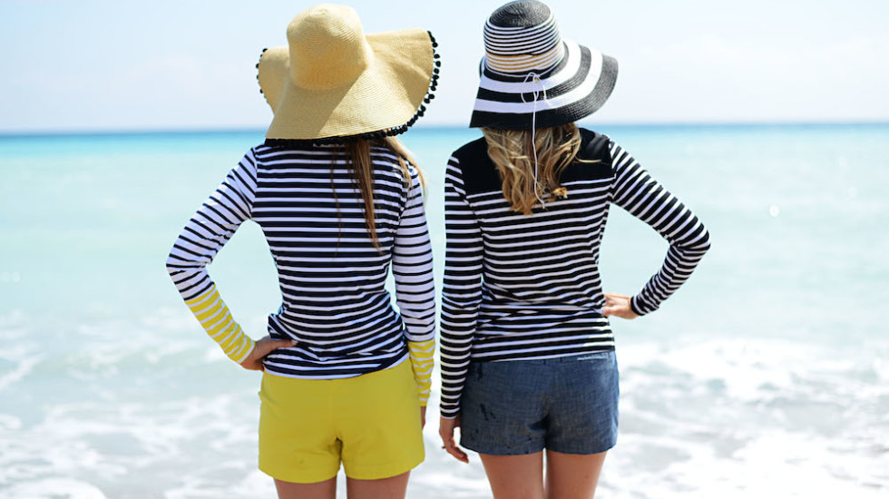 Sister Style: Top 10 Spring Looks From Lands' End