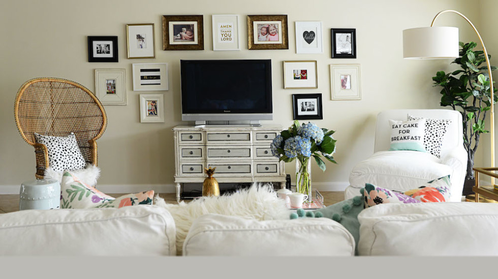Danielle's At Home Style: Practical + Stylish Living With West Elm