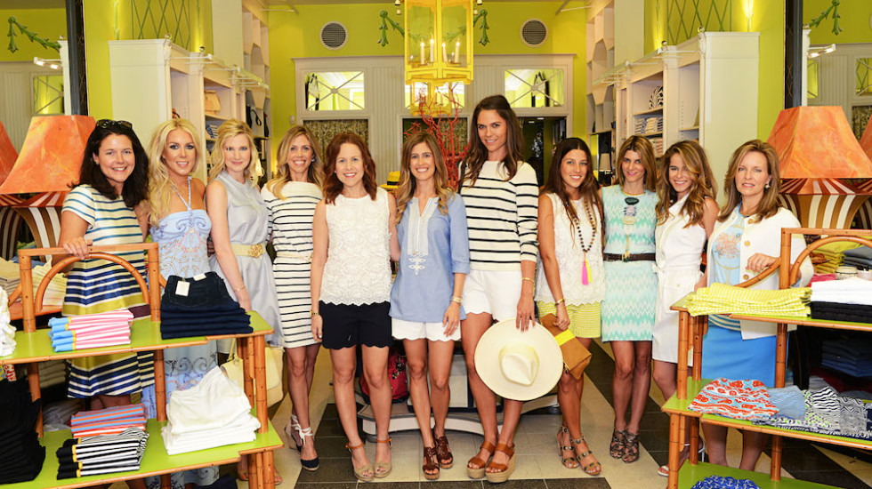 Behind The Scenes: J.McLaughlin and Palm Beach Lately's Florida Blogger Event