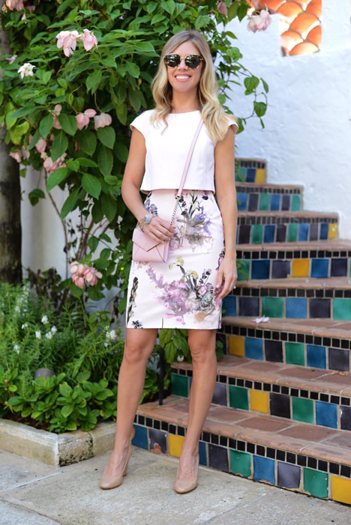 floral_dress_pink_bag_sunglasses_worth_avenue