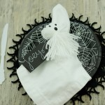 DIY Halloween Tablescape and Placesetting With Southern Belle's Cakery