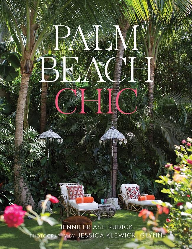 Palm Beach Chic Coffee Table Book
