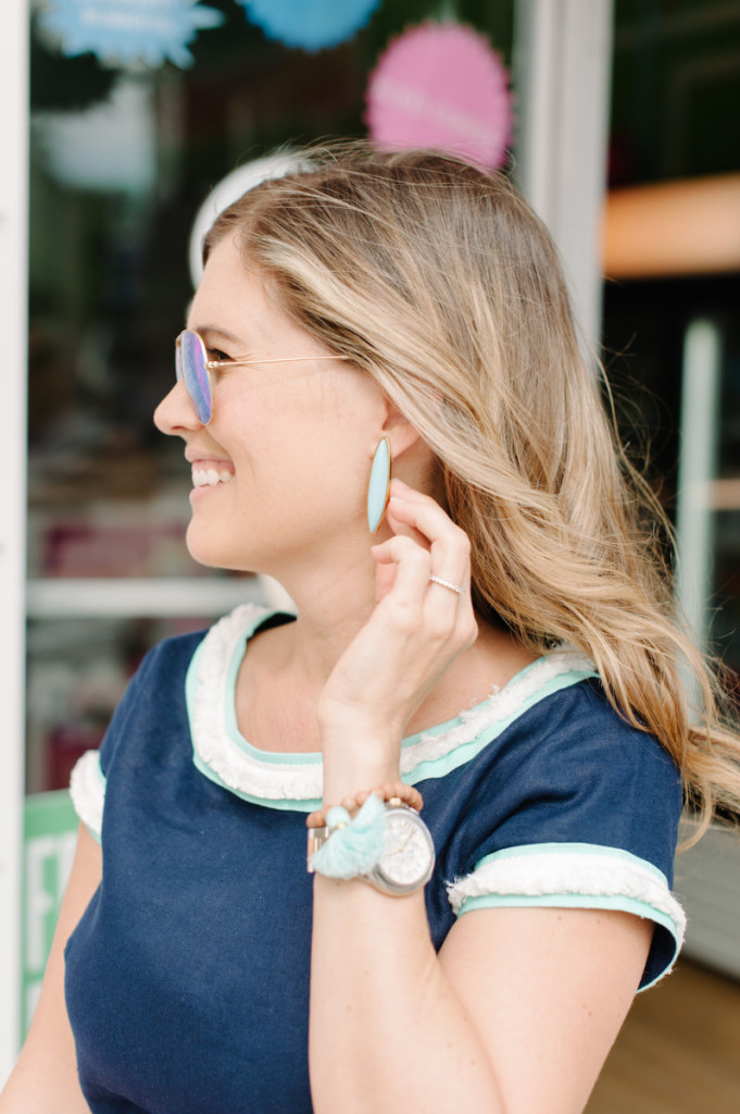 palm_beach_lately_fashion_sail_to_sable_dress_mint_earring_beaded_tassel_bracelet