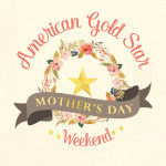 Support American Gold Star Mother's Day Weekend