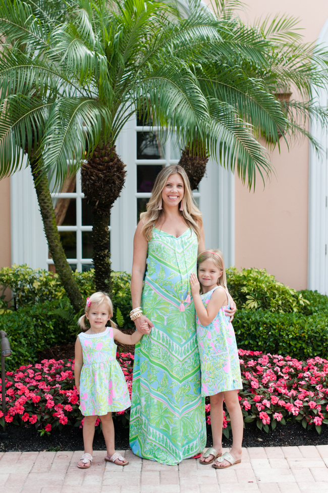 fashion: mother's day style with lilly pulitzer | palm beach lately