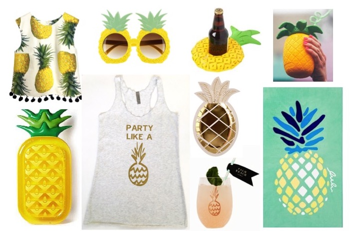 pineappleinspirationboard