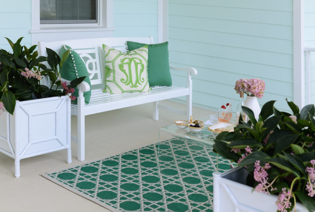 Home Porch Makeover With Frontgate And Grandin Road
