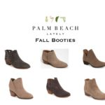 Favorite Fall Booties