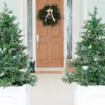 Home: Deck the Palms | Outdoor Holiday Decor