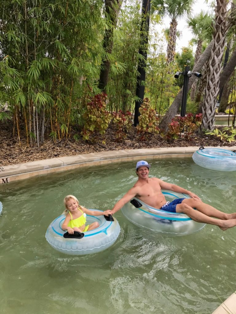 Lifestyle blogger Danielle Norcross of Palm Beach Lately shares her family's vacation to the Four Seasons Orlando