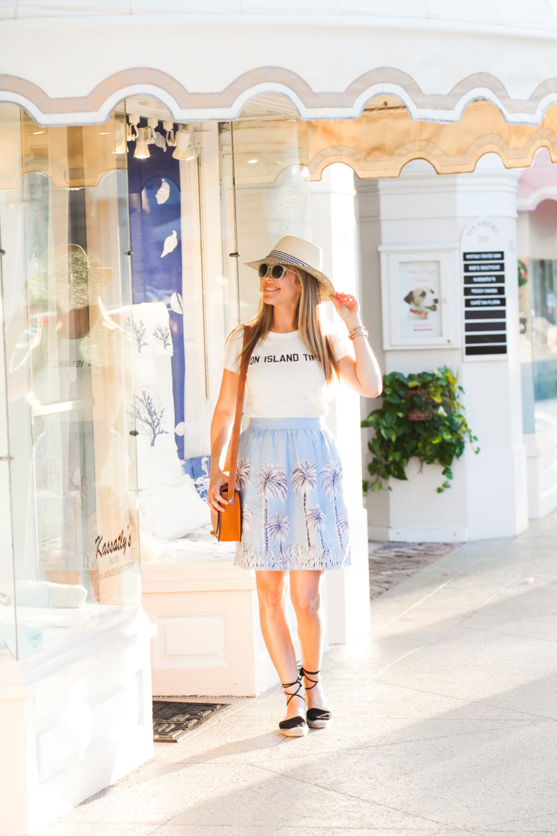 Palm Beach Lately in J. Crew