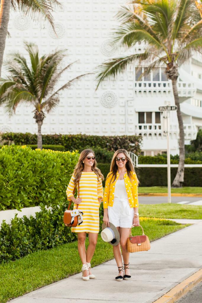 Palm Beach Lately Lemon Love