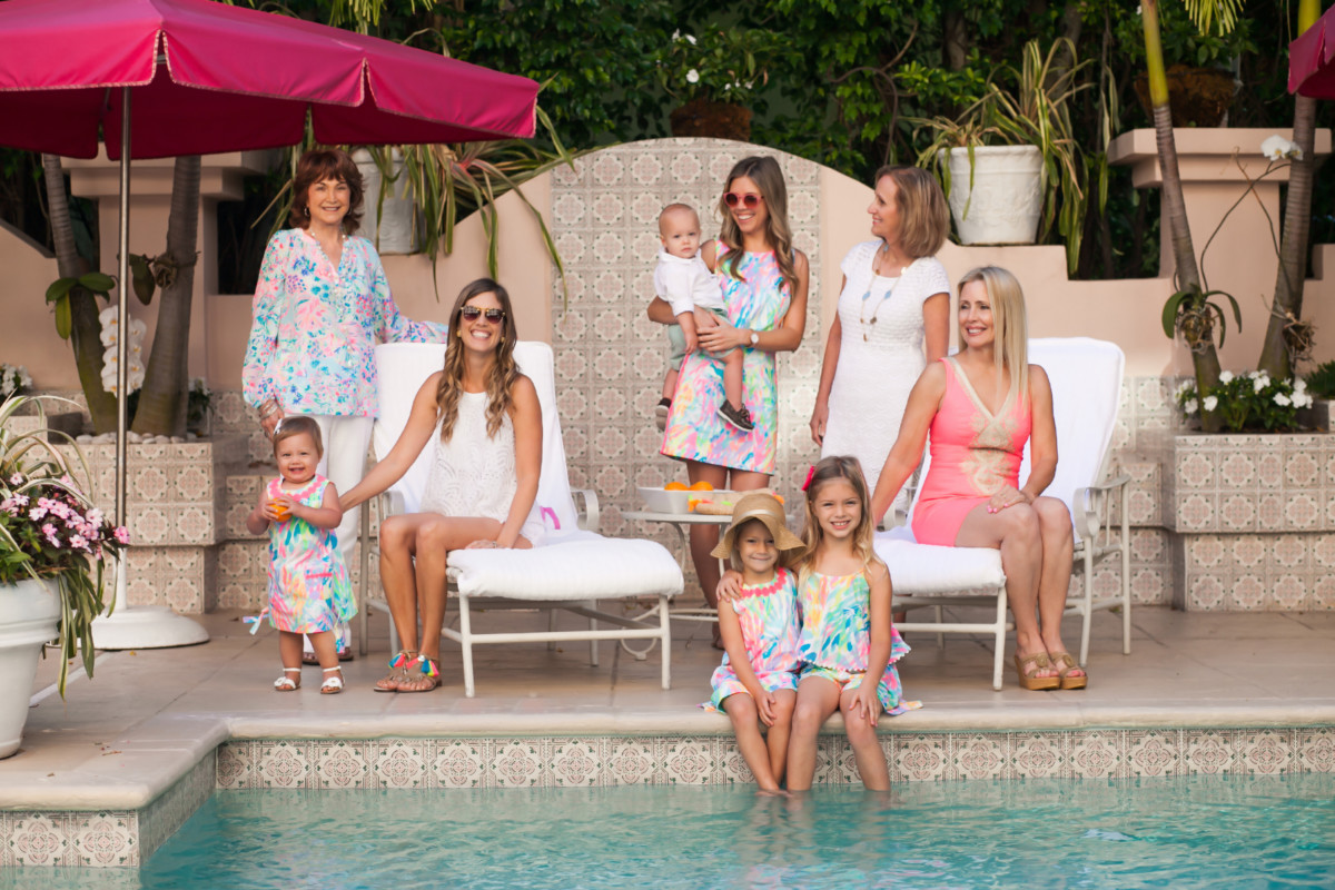 mother's day in lilly pulitzer | palm beach lately