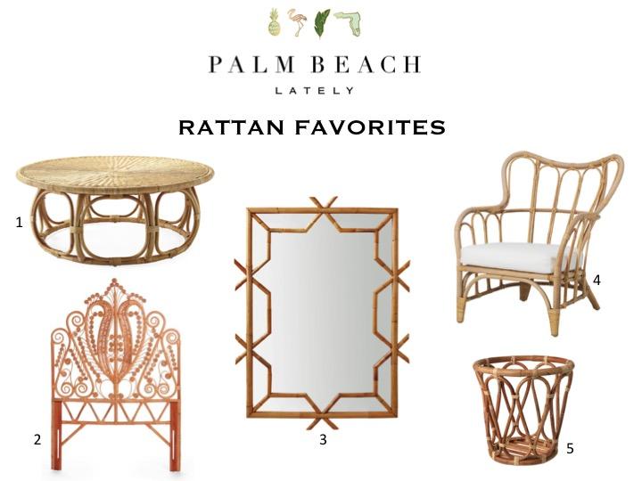 Home: Rattan Favorites