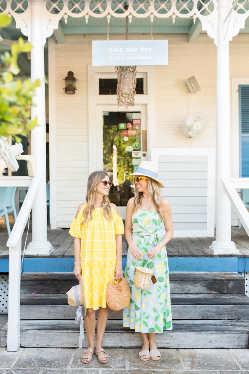 Fashion Lemons And Sunshine In Key West Palm Beach Lately