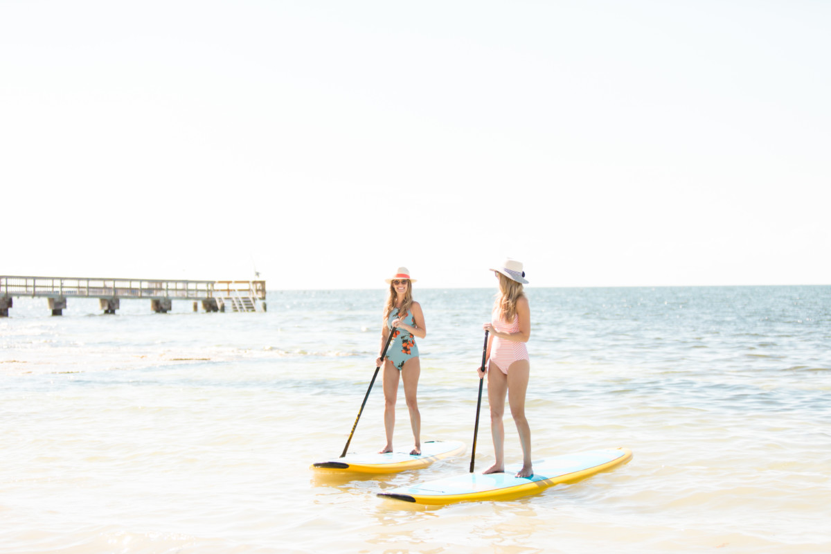 Palm Beach Lately Wearing Albion Swim
