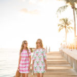 Fashion: Pink Gingham and Pineapples with Hello Dobson