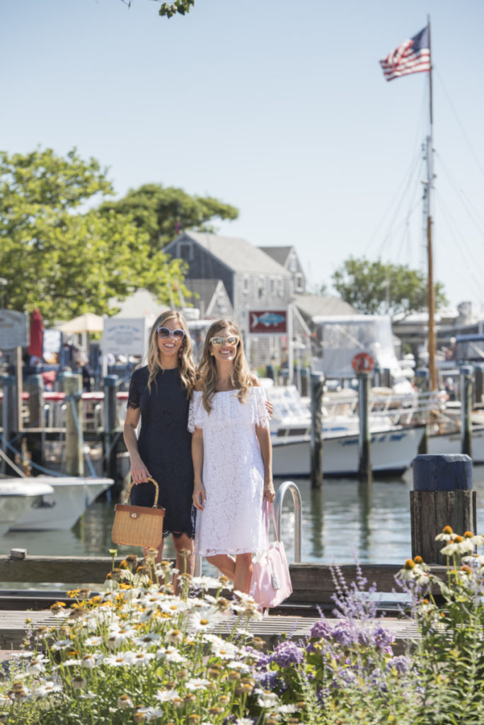 Travel: Strolling Straight Wharf with IMNYC Isaac Mizrahi