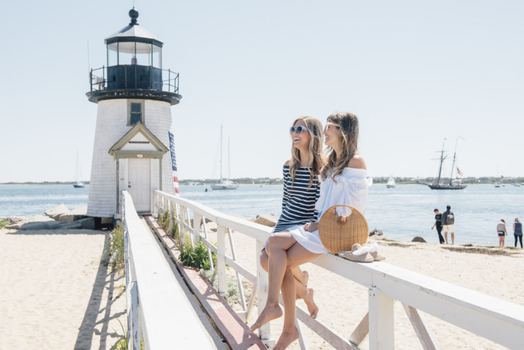 Travel: Brant Point Lighthouse on Nantucket