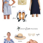 Travel: What we packed for Nantucket
