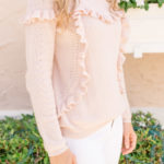 Fashion: Fall Ruffle Sweaters