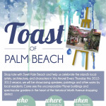 Living: Toast of Palm Beach at S'well
