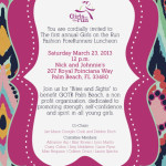 Living: Girls On The Run Fashion ForeRunners Luncheon