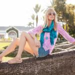 Island Style Watch: Pastels That Pop From Rapunzel's Closet