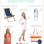 Weekender: Spring At The Beach + Hayden Reis Tote GIVEAWAY!