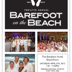 Weekender: Barefoot On The Beach To Benefit Boys & Girls Clubs
